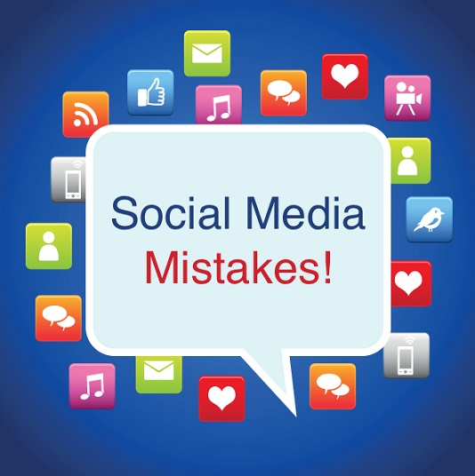 11 Social Media Marketing Mistakes and how do You Fix it