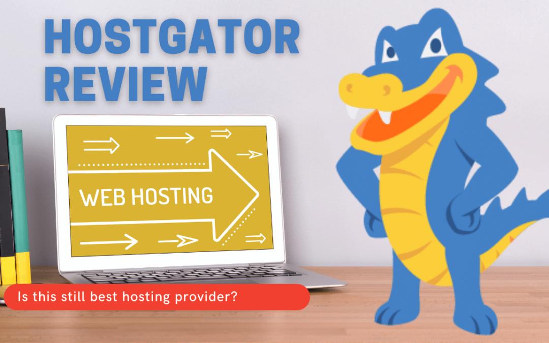 hostgator review