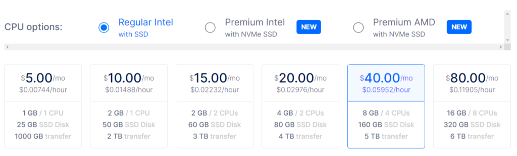 Digital Ocean Cloud VPS Review: Get $100 Free Coupon Here 1