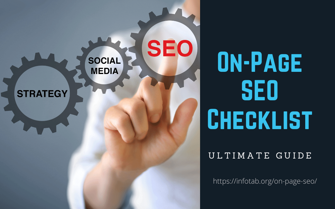 On-Page SEO: The Ultimate Checklist